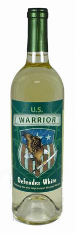 Warrior Wines Defender White